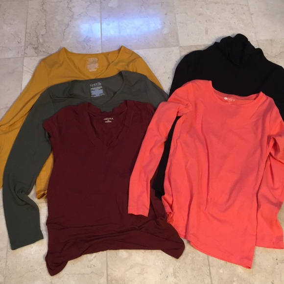 Merona Tops - T-shirt bundle